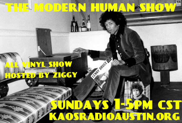 THE MODERN HUMAN SHOW – LIVE FROM 1 TO 5! 06-26-16
