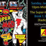 (What Is) The Super-MAD! Mxyz?! ~ Book 1, Ep. 1 ~ Airtime: Jan 29th, 10pm-Mid, EST!