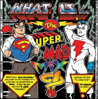 The Super-MAD! Mxyz?! album cover