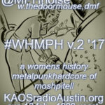 WHMPH vol.2 '17 edition of Mosh Pit Hell – Girl Scouts edition of Women's History Month